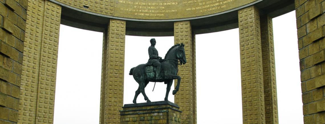 Le Monument Albert Ier à Nieuport
