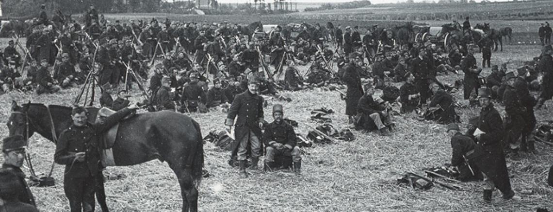 Belgische infanterie